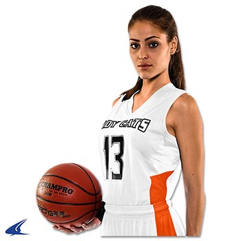 Women Basketball Jerseys Champro Block Basketball Jersey