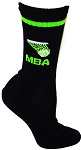 Custom Basketball Crew Socks (PCCREBA) by Pearsox
