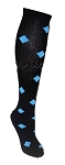 Pearsox Custom Diamond  Knee High Socks (PCMDI)