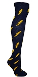 Pearsox Custom Lightning Bolt Socks (2001SC)