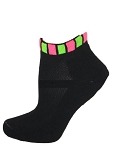 Pearsox Block Band Custom Ankle Sock (PCANKLBK)