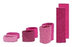 Profeet Pink Headbands, Wristbands, Arm Bands