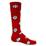 Socks with Sports Balls