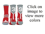 Red Lion Prime Number Crew Socks