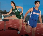 Teamwork Tempo Track Singlet and Track Shorts