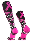 Pink/Ribbon Socks