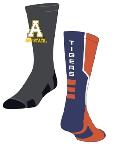 Collegiate Socks