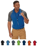 Augusta Breaker Sport Polo Shirt