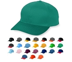 Augusta Six Panel Cotton Twill Low Profile Cap