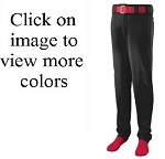 Augusta 14 oz Open Bottom Baseball Pants-CLOSEOUT