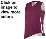 Augusta Reversible Basketball Jersey-CLOSEOUT