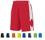 Basketball Shorts by Augusta - Block Out