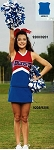 Augusta Cheerflex Cheerleading Shell and Skirt