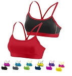 Augusta Ladies Encore Reversible Sports Bra