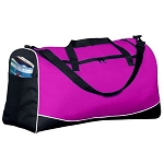 Augusta Large Pink Tri-Color Sport Bag