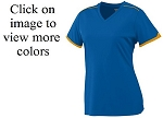 Augusta Motion Short Sleeve T-Shirt Ladies/Girls