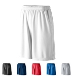 Augusta Longer Length Wicking Shorts with Pockets