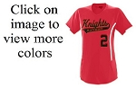 Augusta Heat Jersey Ladies/Girls