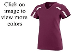 Augusta Ladies & Girls Avail V-Neck Jersey