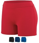 Augusta Enthuse Poly/Spandex Shorts