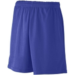 Clearance Augusta Mini Mesh League Short (Purple)