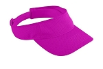 Augusta Pink Athletic Mesh Visor