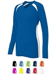 Augusta Spike Long Sleeve Volleyball Jersey
