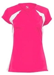 Badger Zone Pink Ladies Tee Closeout