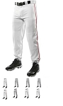Champro Triple Crown Open Bottom Baseball Pants with Braid