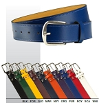 Champro Leather Baseball/Softball Belts