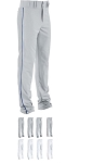 High Five 14 oz Piped Baseball Pants