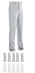 High Five 11 oz Piped Classic Baseball Pants-CLOSEOUT