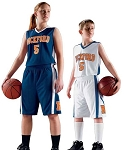 High Five Fusion Reversible Basketball Uniforms Jersey and Short