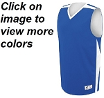 High Five Fusion Reversible Basketball Jersey