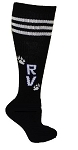 Pawprint Custom Knee High Socks by Pearsox (2025TOIIM)