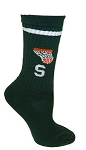 Custom Basketball Crew Socks (PCCREBA2) by Pearsox