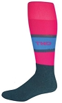 Pearsox Custom Football Socks  (PCQB1TX)
