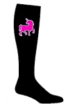 Pearsox Custom Knee High Unicorn Socks