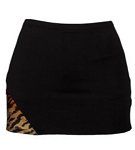 CLEARANCE Pizzazz Animal Print Skirt w/Boys Cut Briefs (Tiger Print)