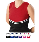 Pizzazz Victory Cheerleading Uniform Shell