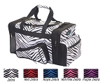 Pizzazz Zebra Megaphone Travel Bag