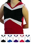 Pizzazz Premier Cheerleading Uniform Shell