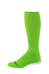 Clearance Profeet Multi Sport Knee High Lime Tube Socks