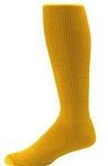 CLEARANCE Profeet Knee High Gold Tube Socks