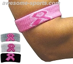 Red Lion Breast Cancer Awareness Armbands