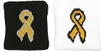 Red Lion Childhood Cancer Awareness Wristbands