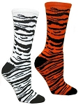 Closeout Red Lion Big Cat Safari Crew Socks