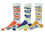 Closeout Red Lion Beast Crew Socks