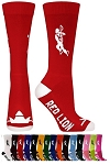 Red Lion Lax Solid Crew Socks