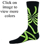 Red Lion Vortex Crew Socks-CLOSEOUT